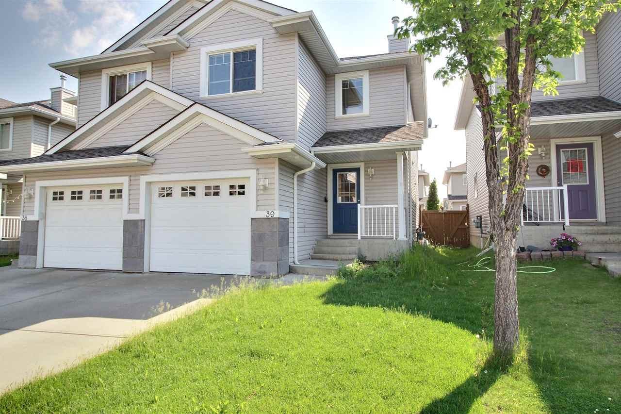 MLS® listing #E4161835 for sale located at 39 1428 Hodgson Way