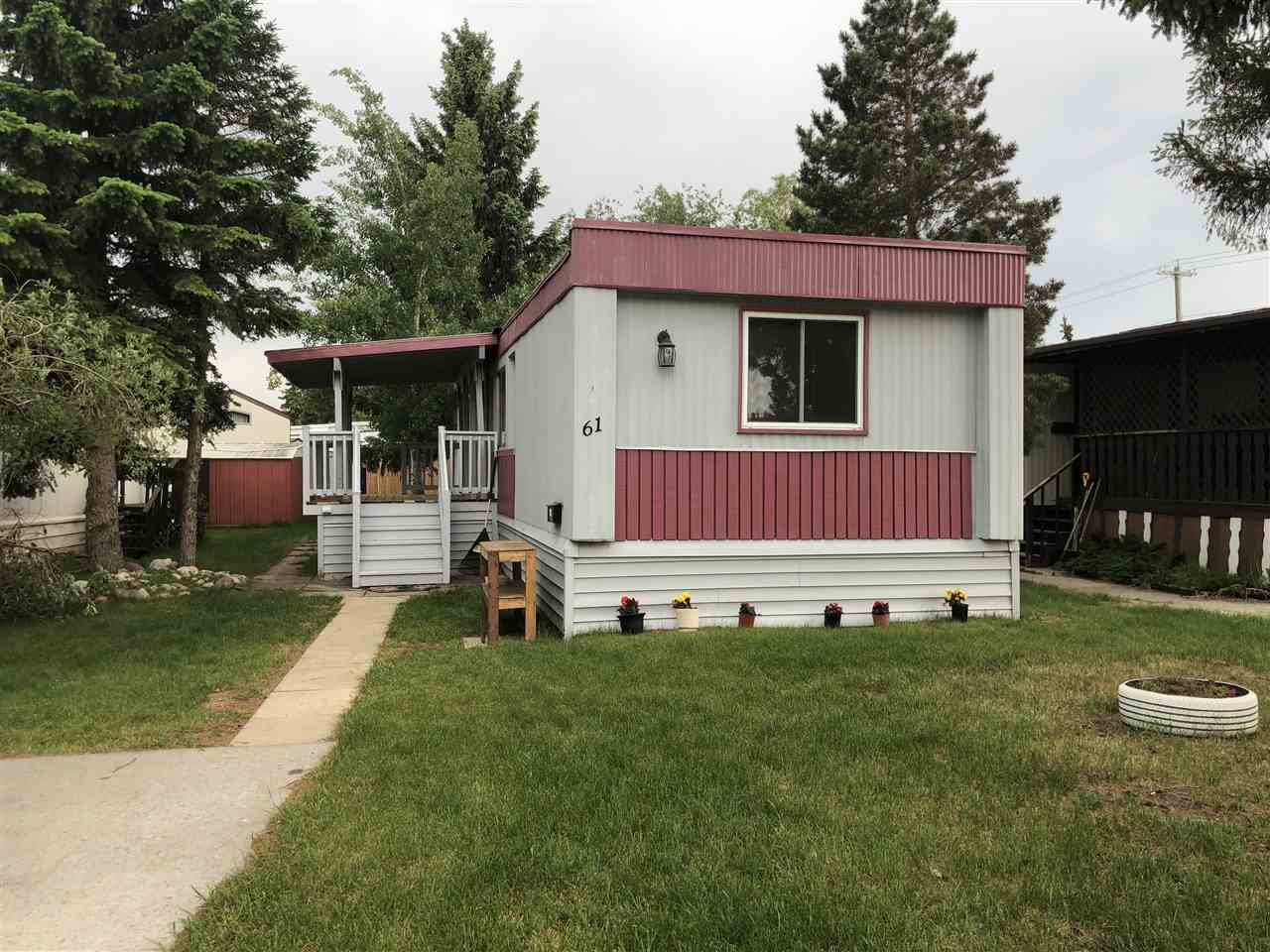 MLS® listing #E4161858 for sale located at 61 12604 153 Ave