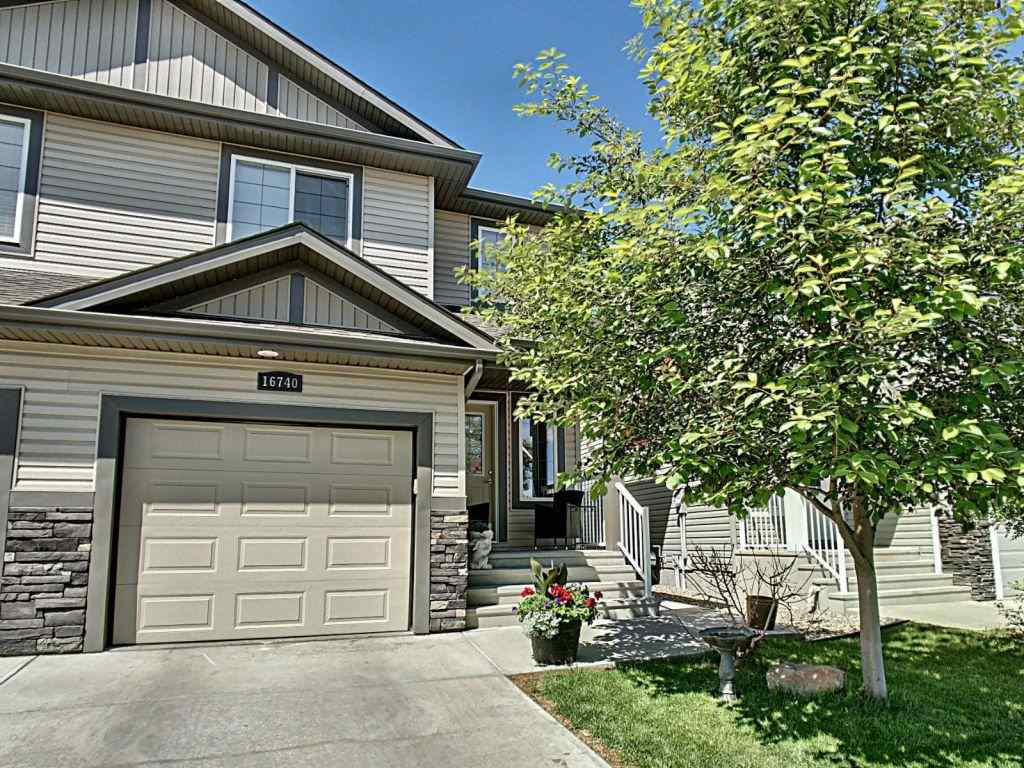 MLS® listing #E4161860 for sale located at 16740 53 Street