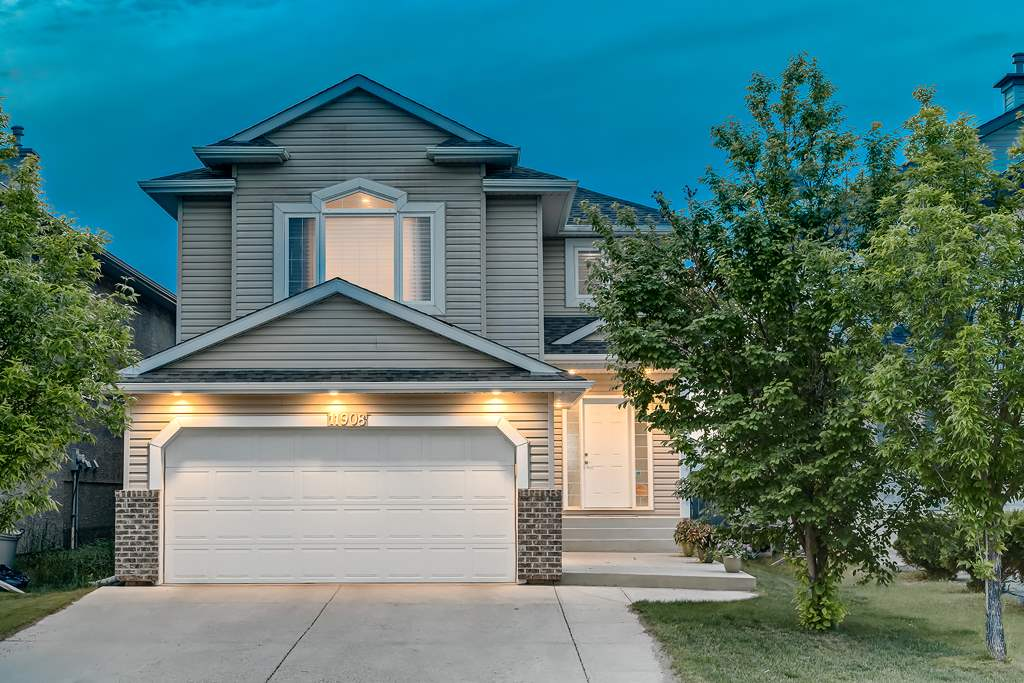 MLS® listing #E4161875 for sale located at 11908 175 Avenue