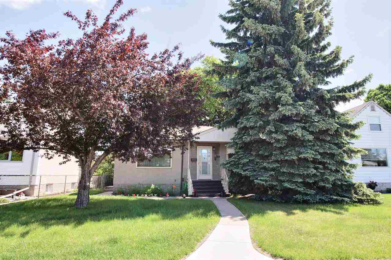 MLS® listing #E4161901 for sale located at 10831 134 Street
