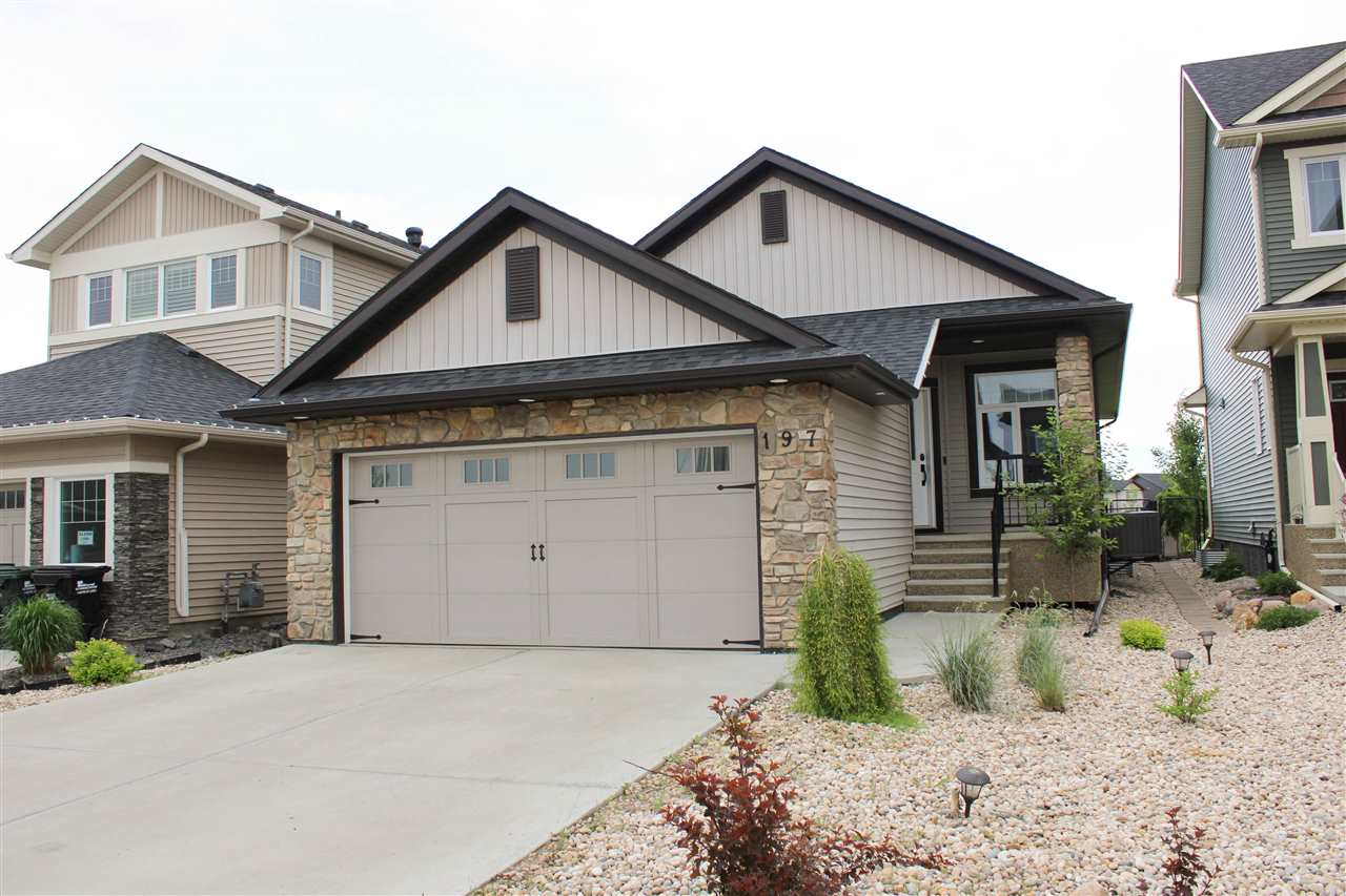 MLS® listing #E4161934 for sale located at 197 ASHMORE Way