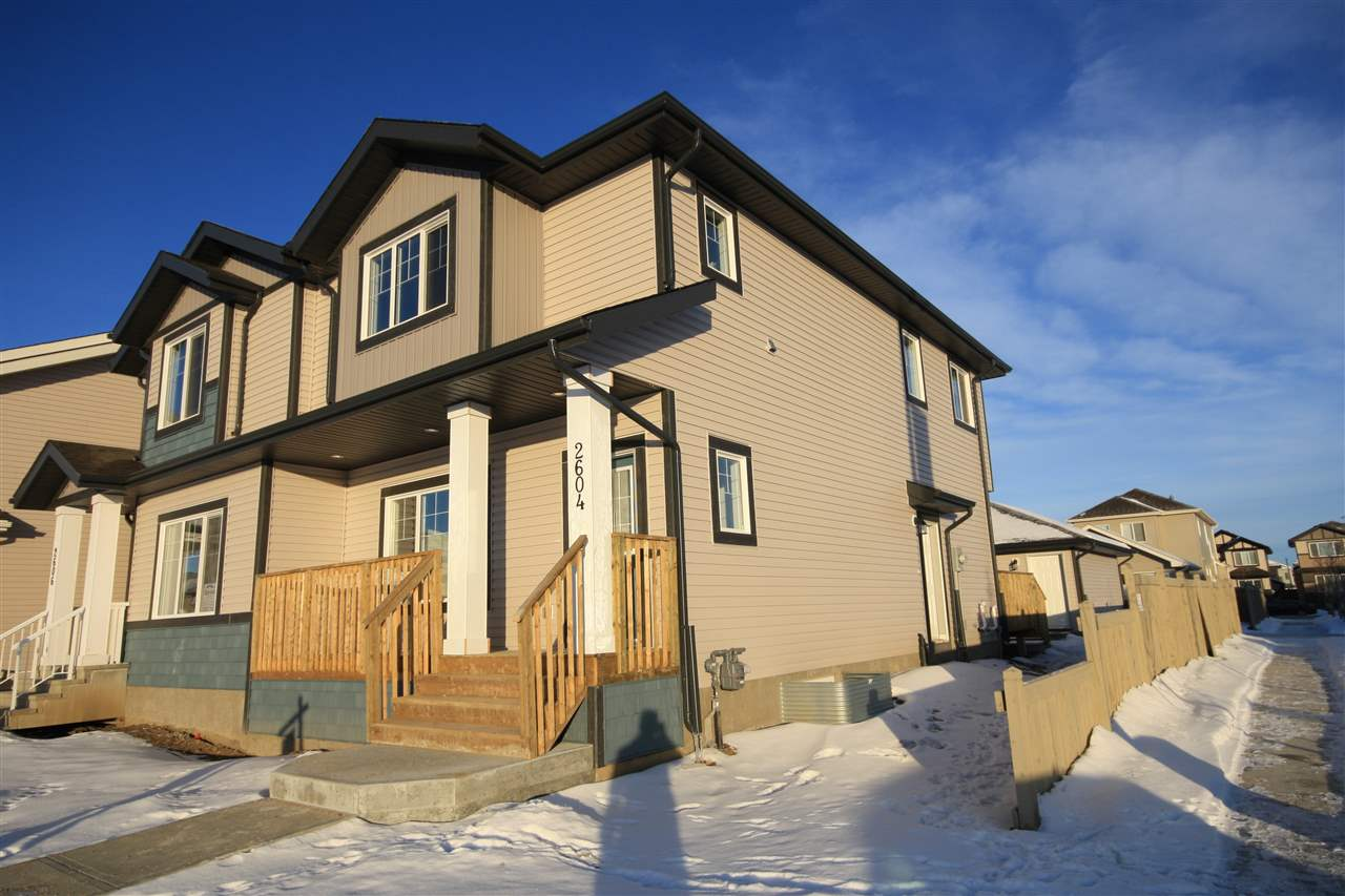 MLS® listing #E4161961 for sale located at 2604 19A Avenue