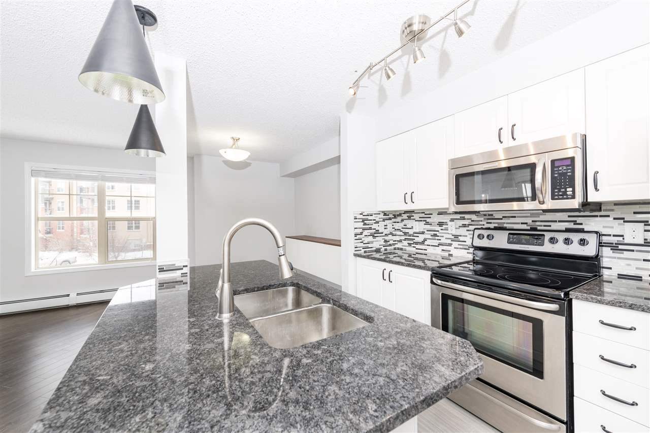 MLS® listing #E4161980 for sale located at 210 11453 ELLERSLIE Road
