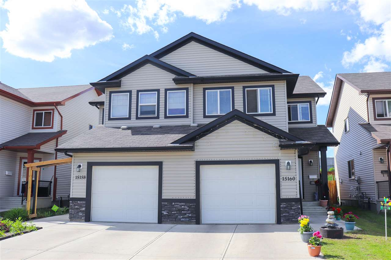 MLS® listing #E4162010 for sale located at 15160 33 Street