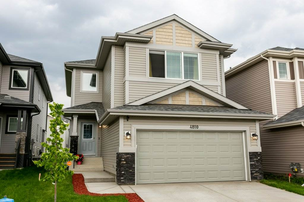 MLS® listing #E4162018 for sale located at 4810 172A Avenue
