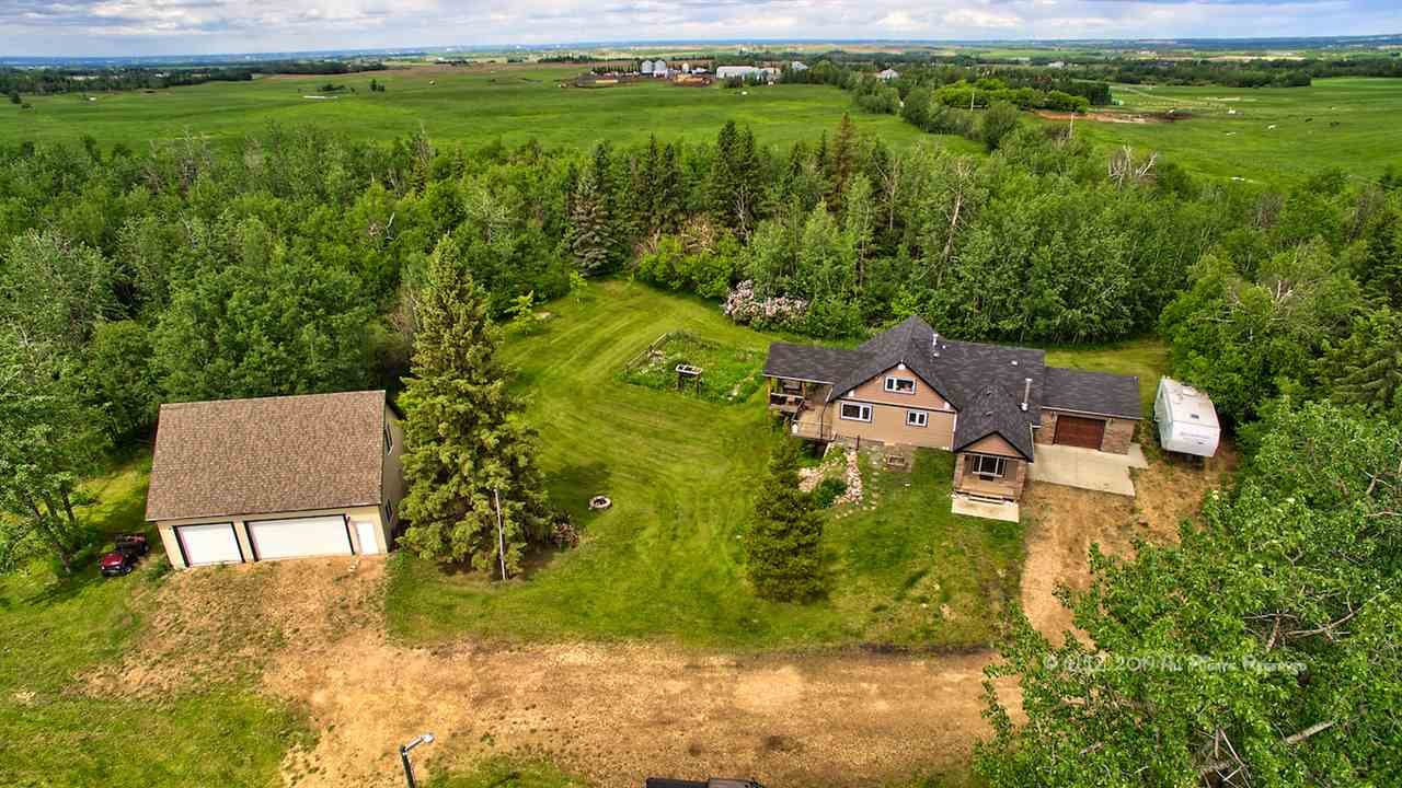 MLS® listing #E4162038 for sale located at 54074 RGE RD 212