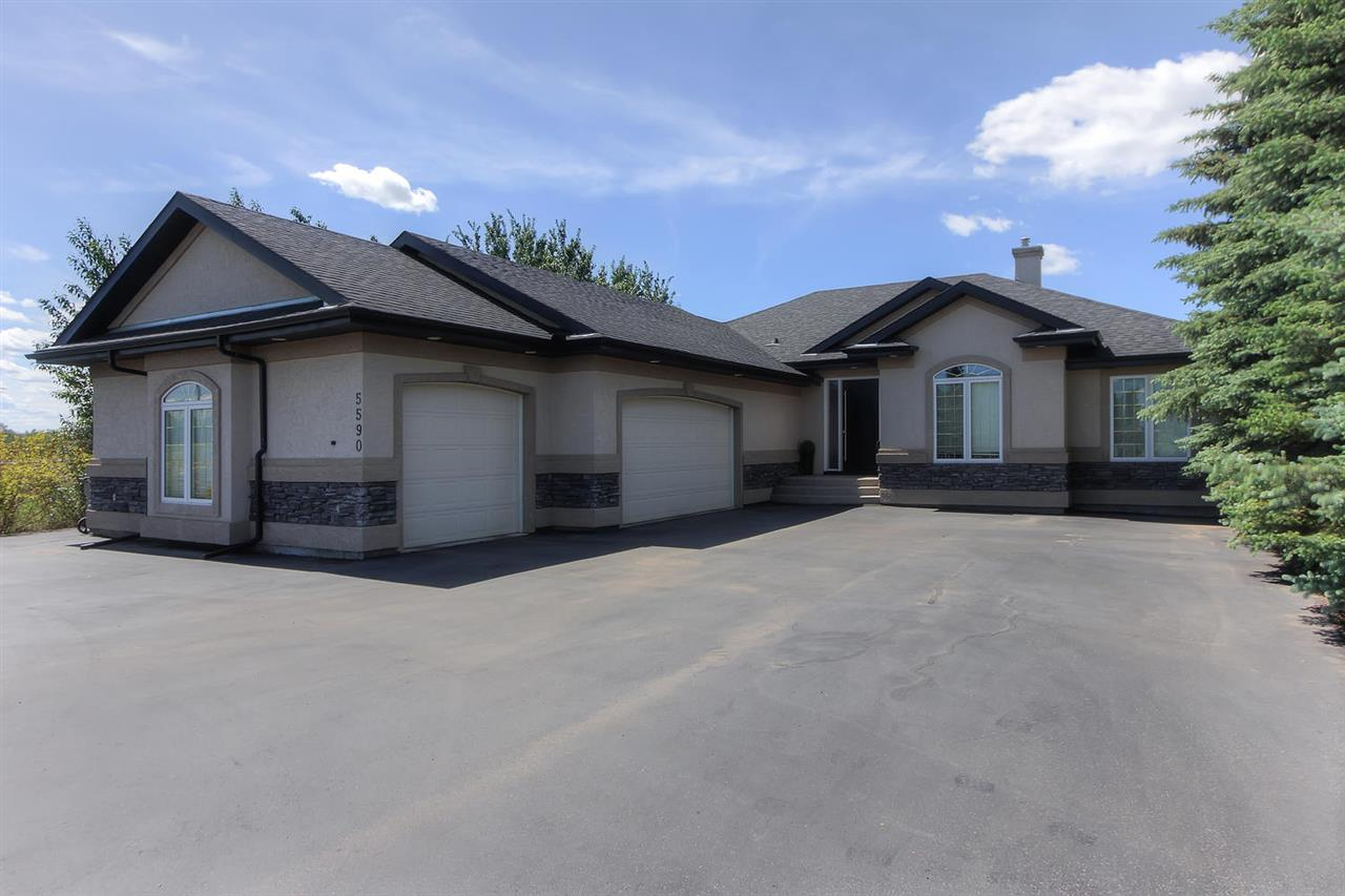 MLS® listing #E4162041 for sale located at 5590 CREEKSIDE Point(e)