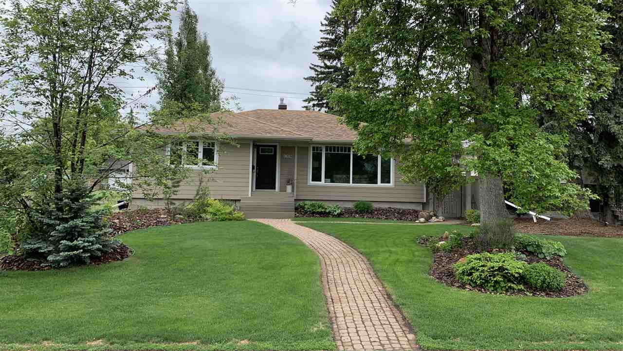 MLS® listing #E4162078 for sale located at 9612 148 Street