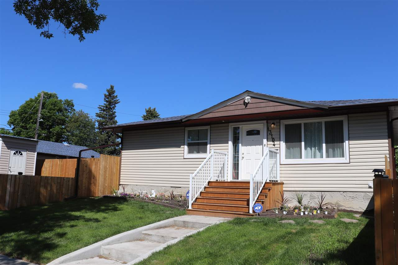 MLS® listing #E4162091 for sale located at 13104 122 Avenue NW