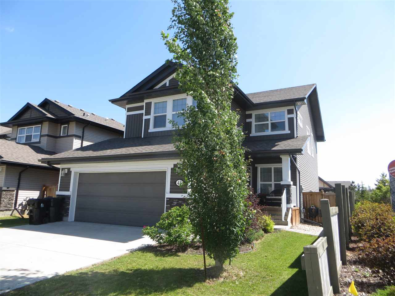 MLS® listing #E4162093 for sale located at 48 HEATHERGLEN Drive