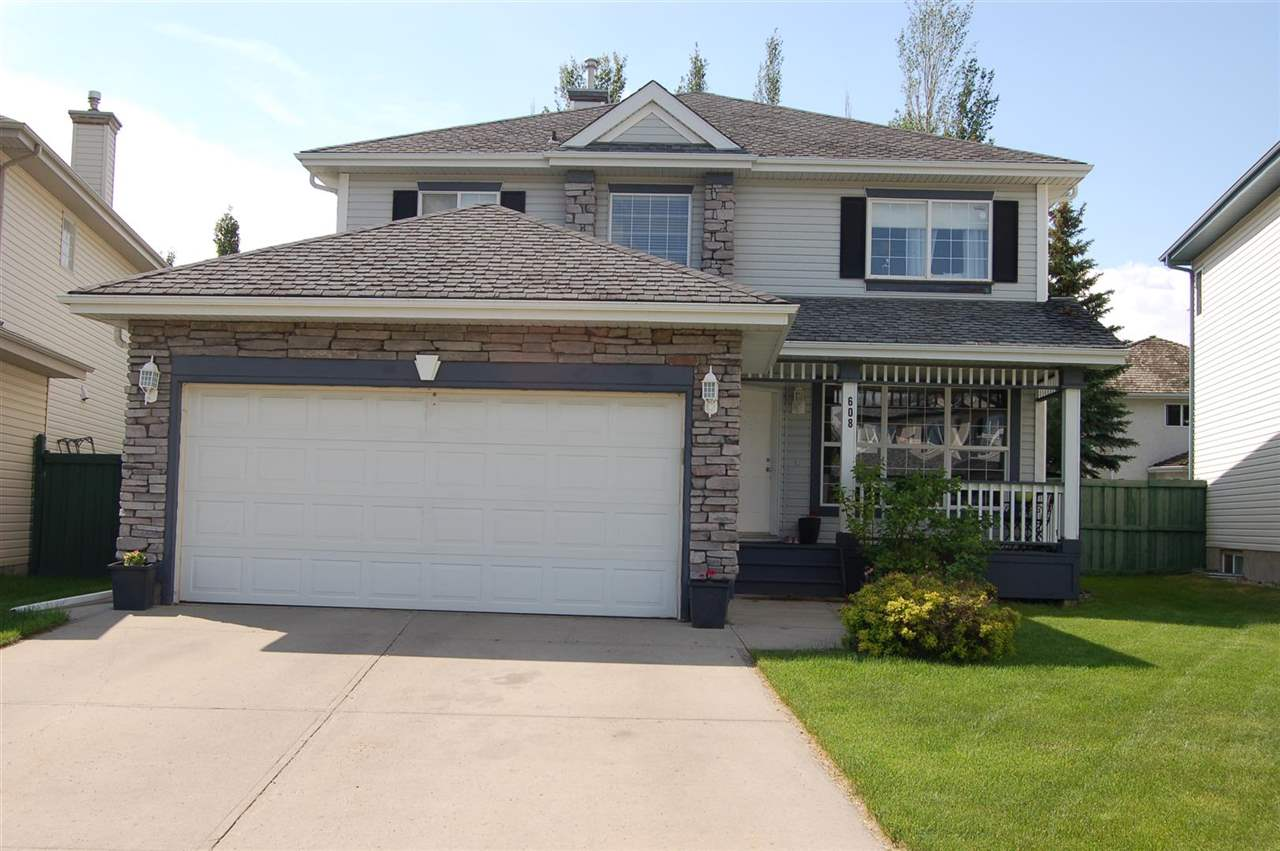 MLS® listing #E4162106 for sale located at 608 HARKER Close