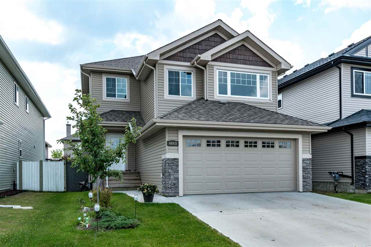 MLS® listing #E4162111 for sale located at 6603 31 Avenue
