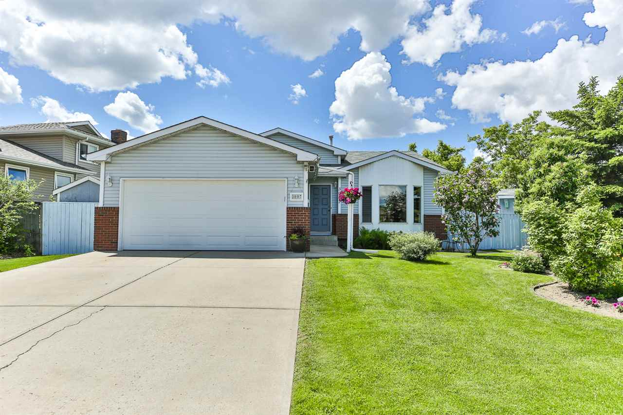 MLS® listing #E4162114 for sale located at 3007 142 Avenue