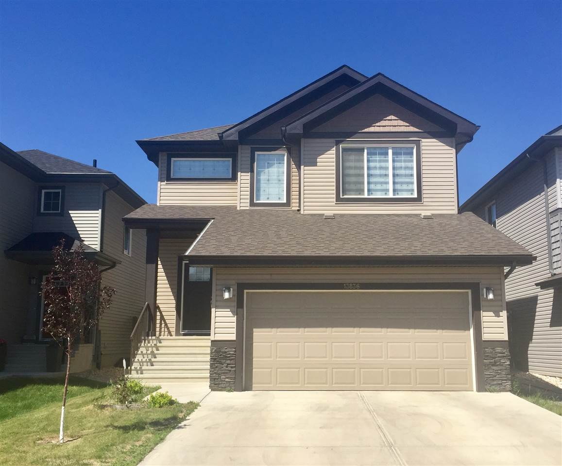 MLS® listing #E4162141 for sale located at 13836 142 Avenue