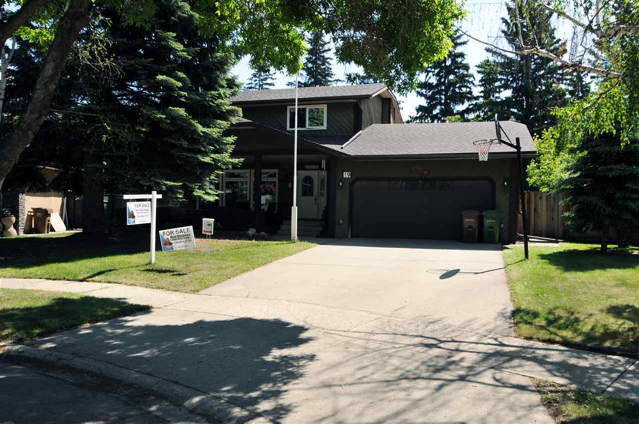 MLS® listing #E4162153 for sale located at 19 Bradburn Crescent