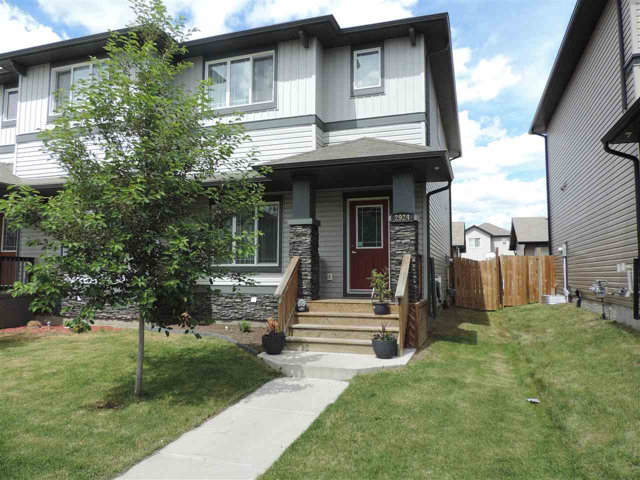 MLS® listing #E4162160 for sale located at 2924 17 Avenue