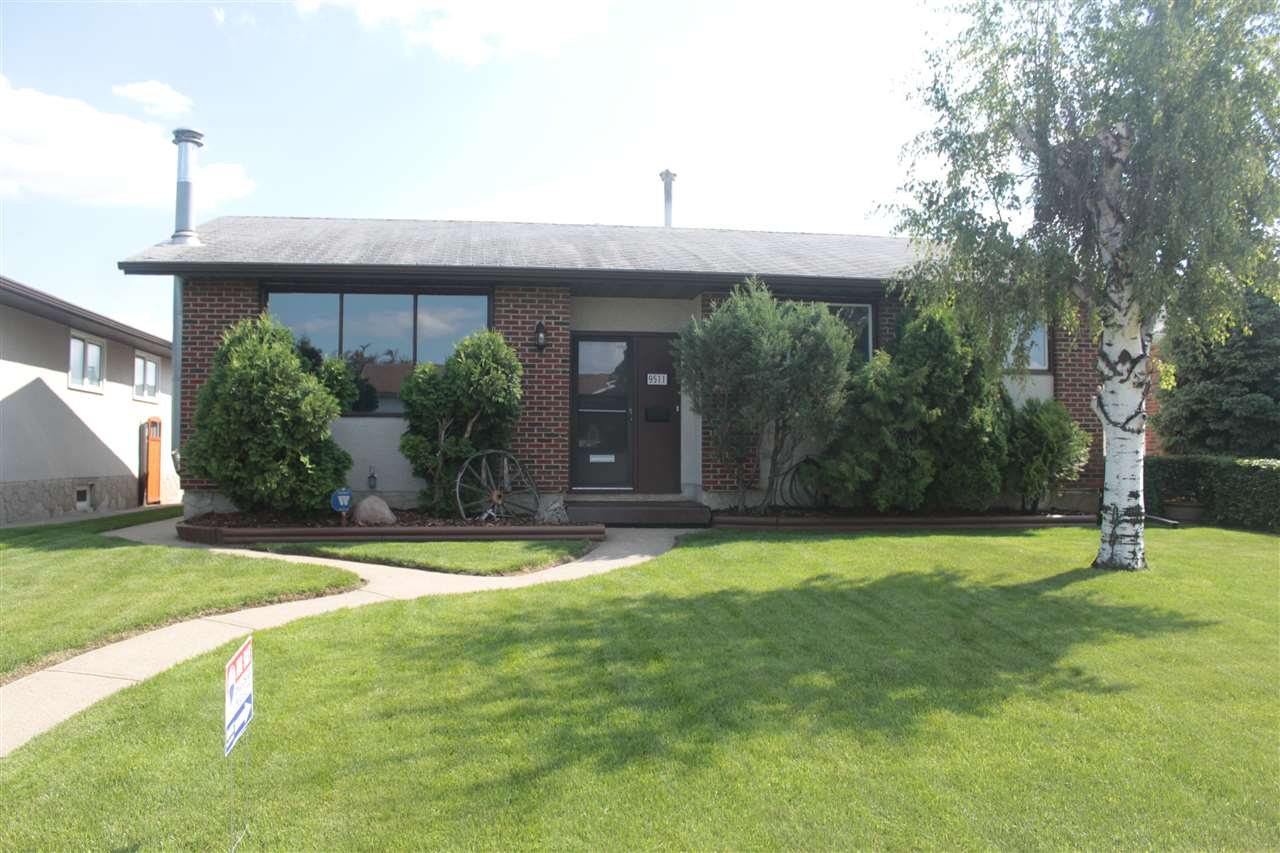 MLS® listing #E4162184 for sale located at 9511 139 Avenue