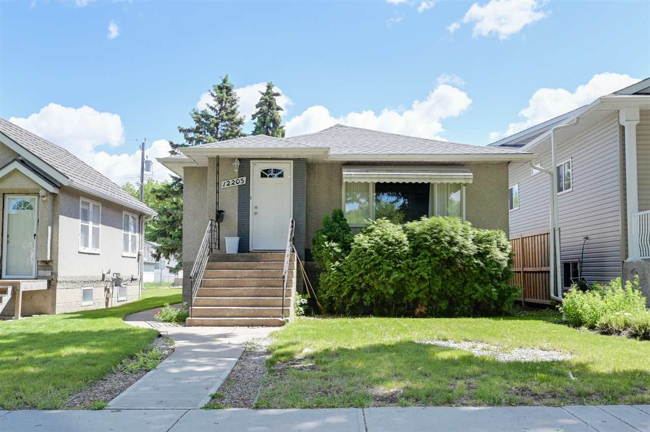 MLS® listing #E4162214 for sale located at 12205 95 Street