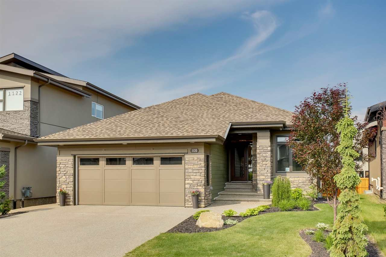 MLS® listing #E4162231 for sale located at 1120 HAINSTOCK Green