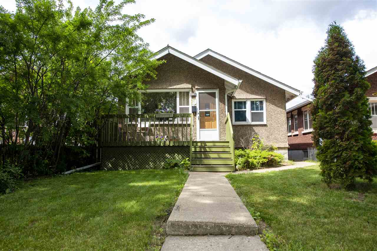 MLS® listing #E4162304 for sale located at 11128 97 Street