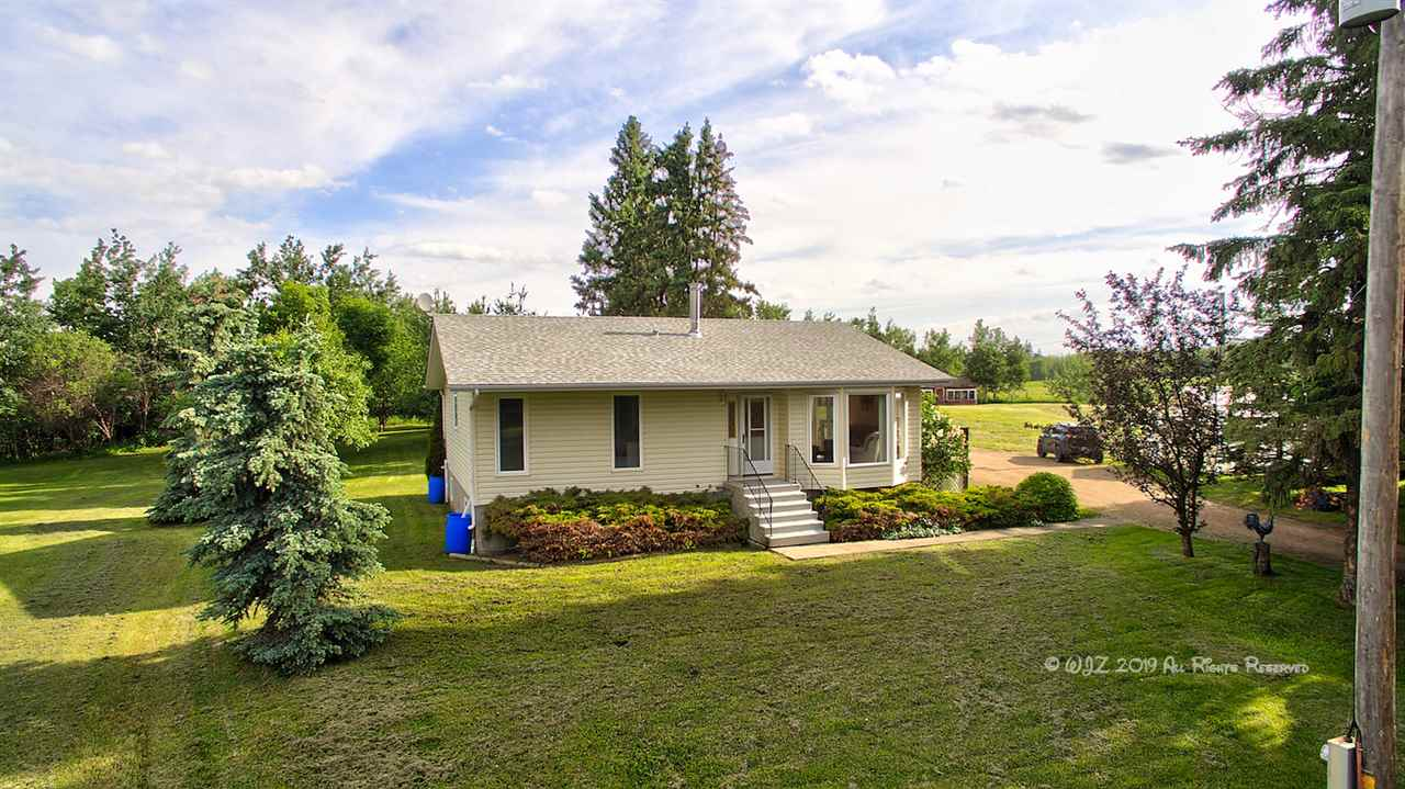 MLS® listing #E4162337 for sale located at 203062 TWP RD 550