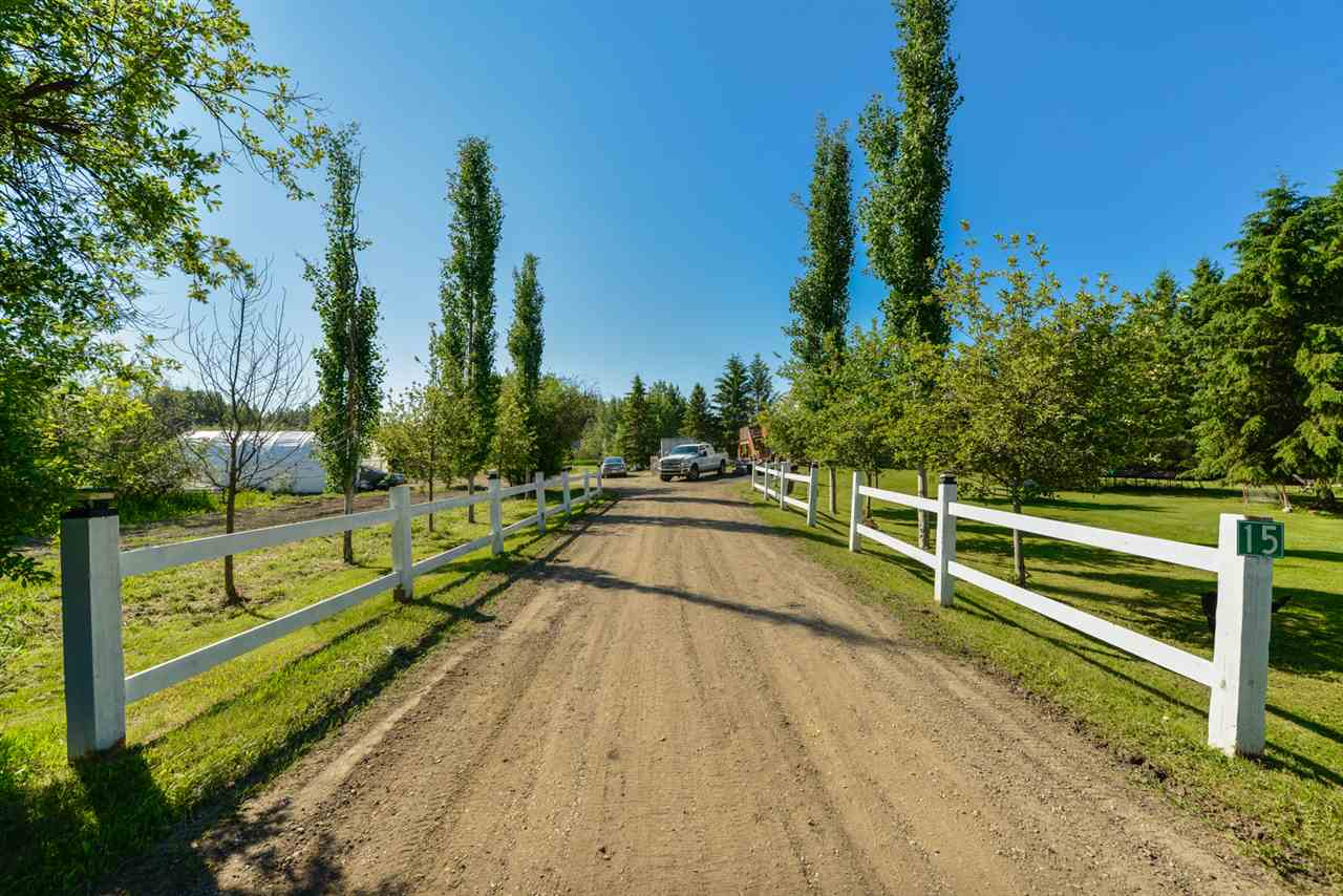 MLS® listing #E4162339 for sale located at 15 51526 RGE RD 273