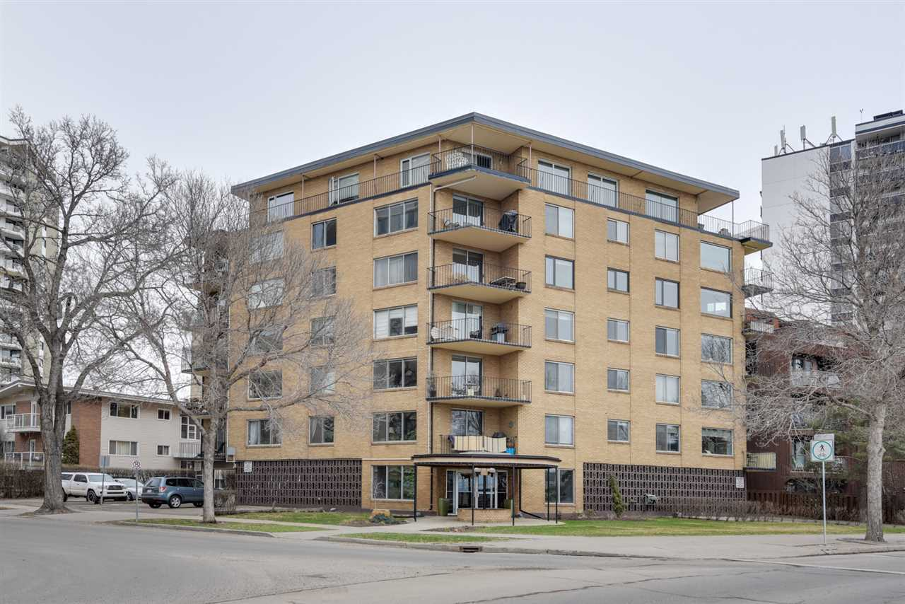 MLS® listing #E4162357 for sale located at 408 10011 117 Street