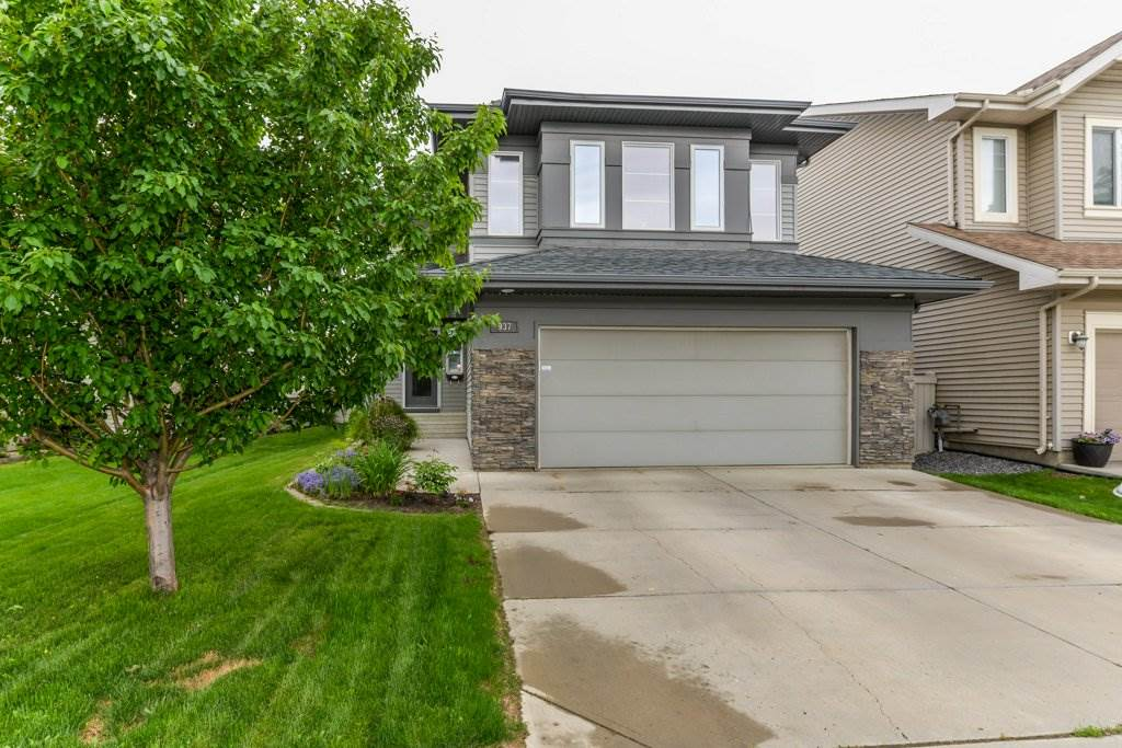 MLS® listing #E4162358 for sale located at 937 CHAHLEY Crescent