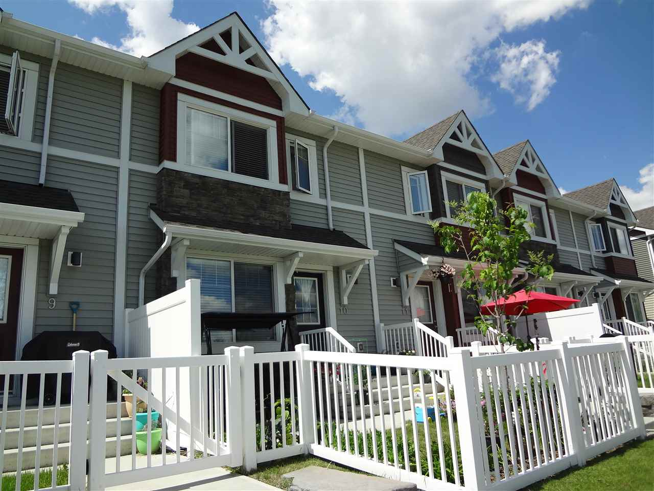 MLS® listing #E4162372 for sale located at 10 415 CLAREVIEW Road