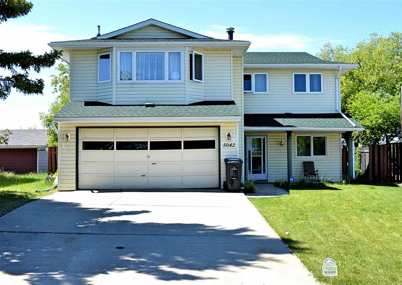 MLS® listing #E4162383 for sale located at 5042 40 Street
