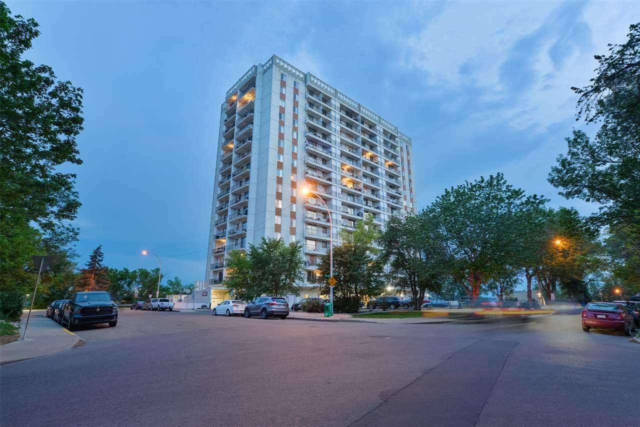 MLS® listing #E4162403 for sale located at 1407 11307 99 Avenue