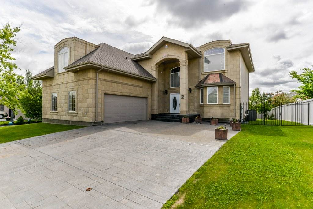 MLS® listing #E4162409 for sale located at 2 Kingsmoor Close