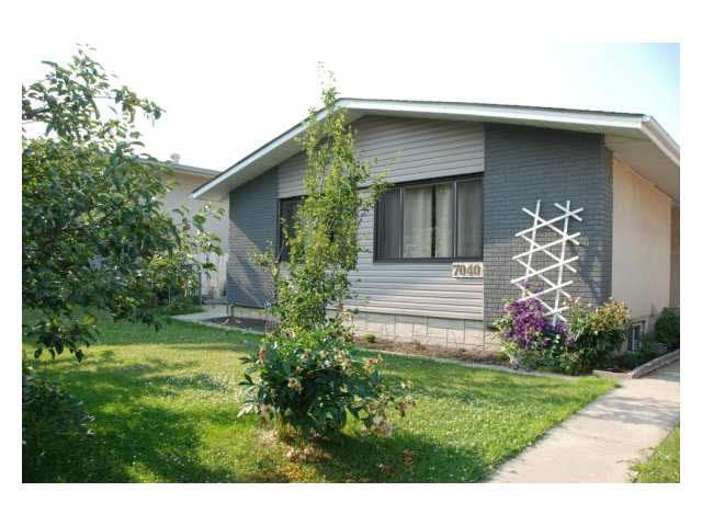 MLS® listing #E4162441 for sale located at 7040 138 Avenue