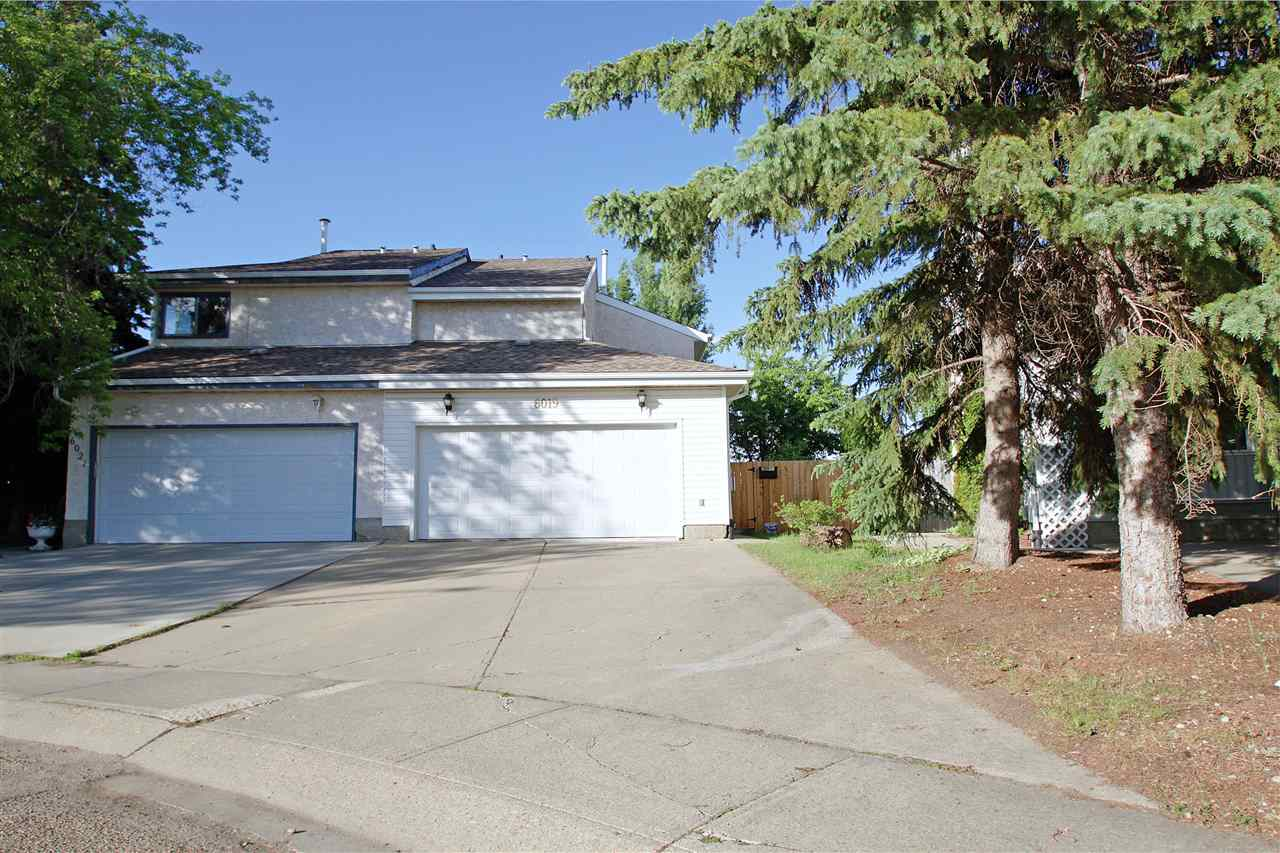 MLS® listing #E4162448 for sale located at 6019 173 Street