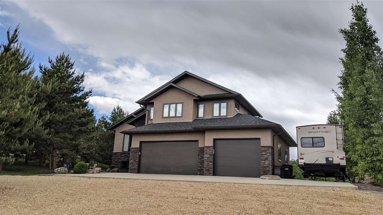 MLS® listing #E4162459 for sale located at 6 240018 TWP Rd 472
