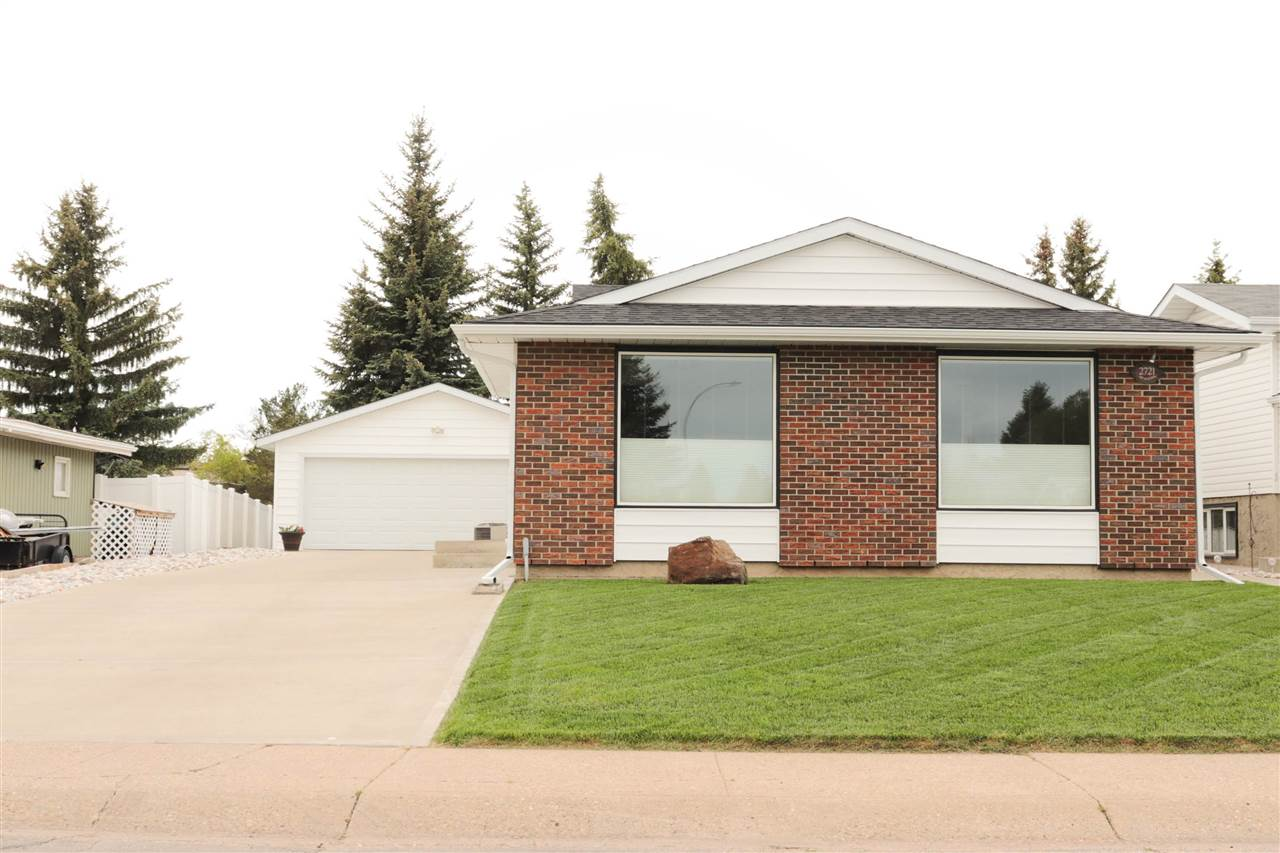 MLS® listing #E4162507 for sale located at 2721 129 Avenue