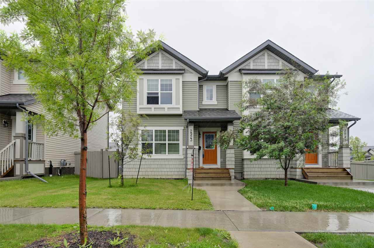 MLS® listing #E4162511 for sale located at 2923 19 Avenue