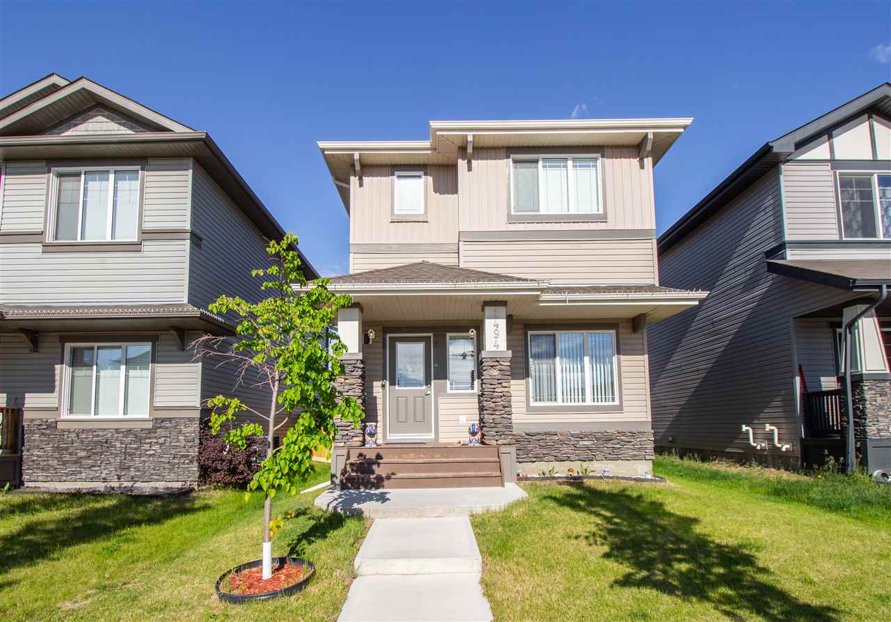 MLS® listing #E4162517 for sale located at 1494 33 Street