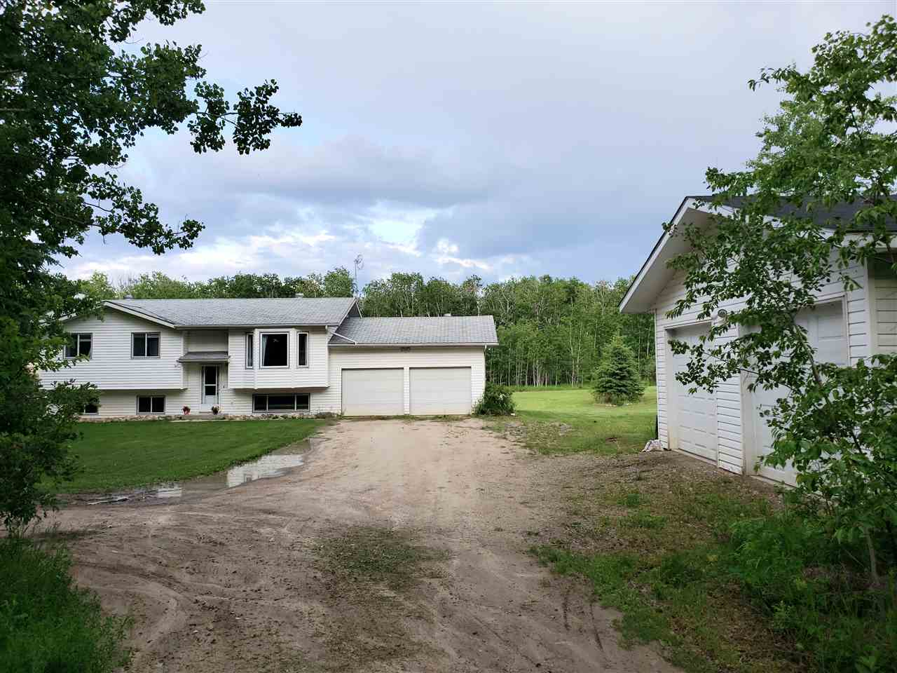 MLS® listing #E4162528 for sale located at 63011B RGE RD 412