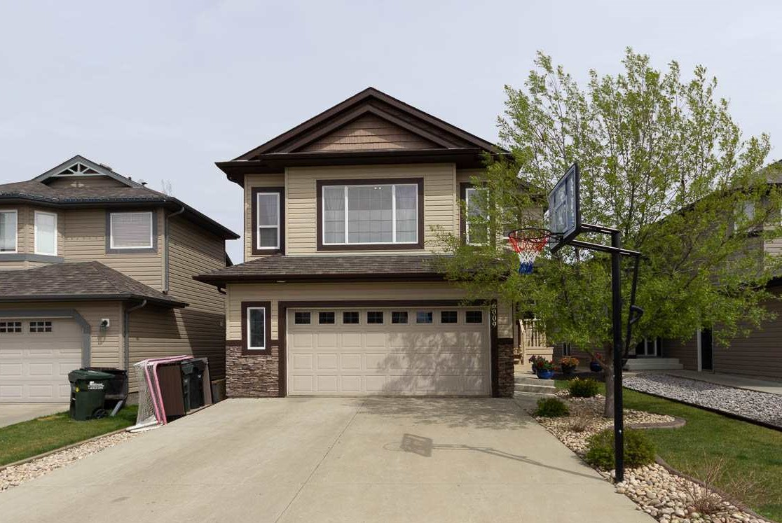 MLS® listing #E4162544 for sale located at 6009 CAMERON Close