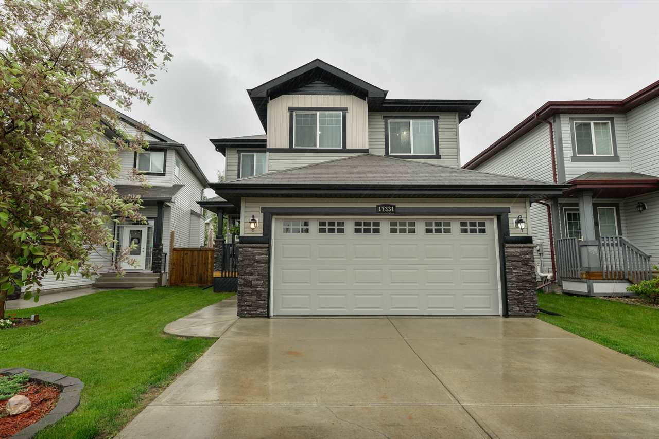 MLS® listing #E4162552 for sale located at 17331 8 Avenue