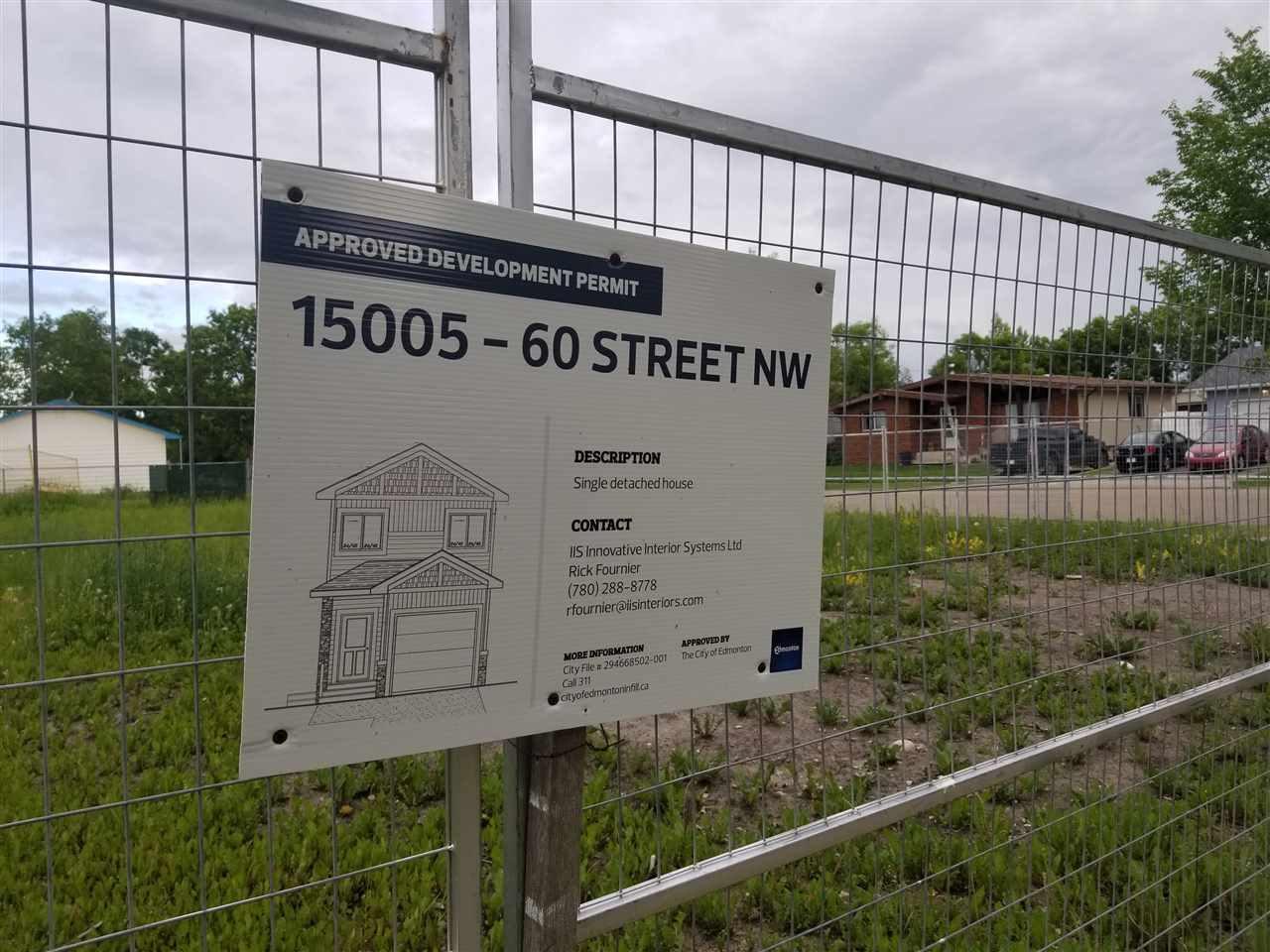 MLS® listing #E4162566 for sale located at 15003-15005 60 Street