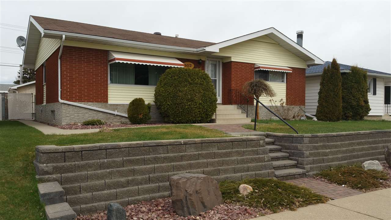 MLS® listing #E4162571 for sale located at 5612 140A Avenue