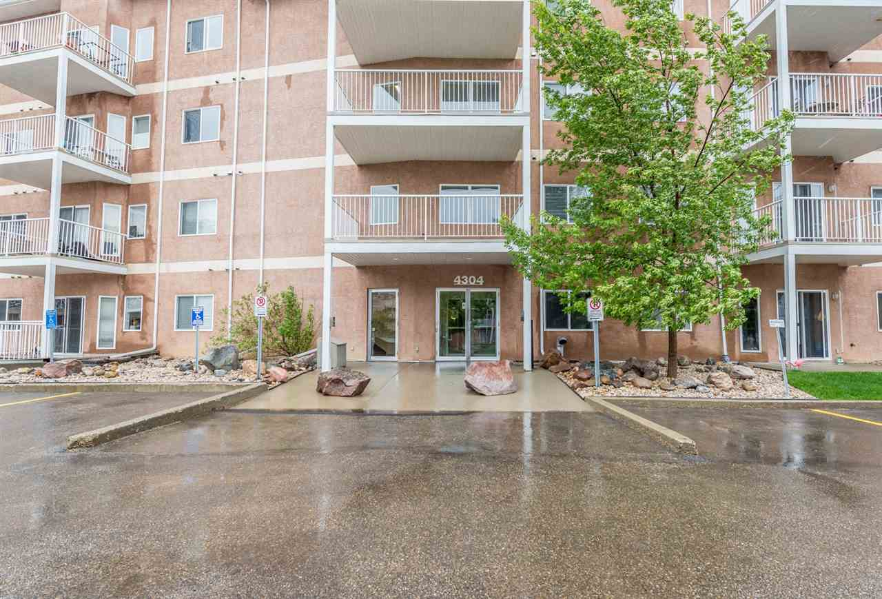 MLS® listing #E4162615 for sale located at 114 4304 139 Avenue