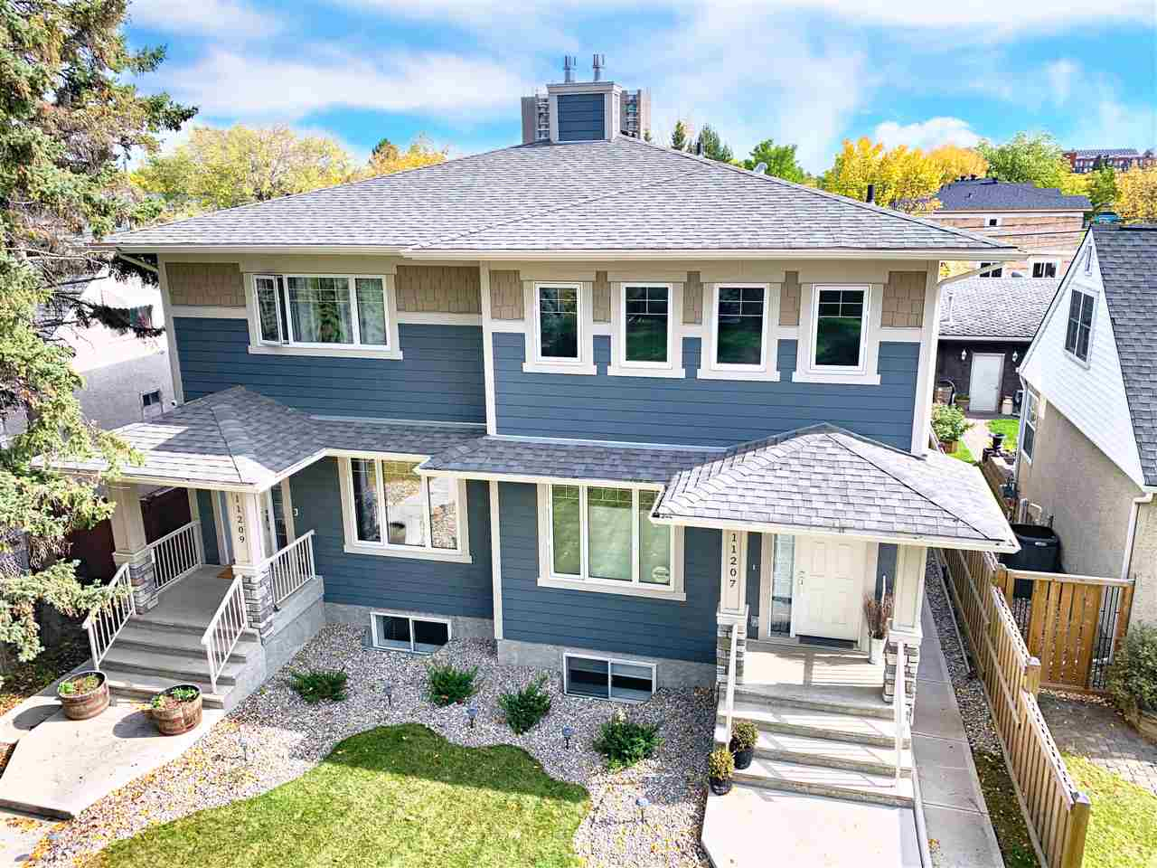 MLS® listing #E4162652 for sale located at 11207 132 Street