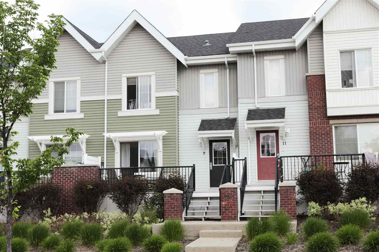 MLS® listing #E4162655 for sale located at #9 2336 Aspen Trail