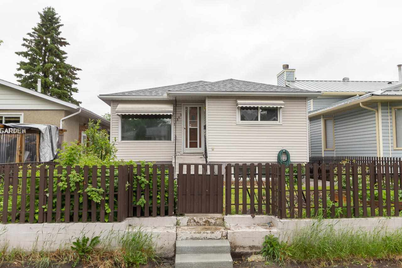 MLS® listing #E4162701 for sale located at 11849 54 Street