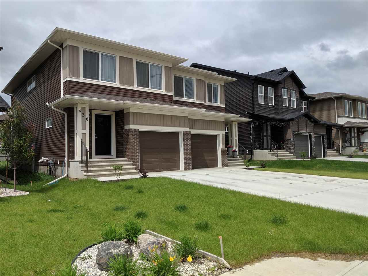 MLS® listing #E4162723 for sale located at 430 CRYSTALLINA NERA Drive
