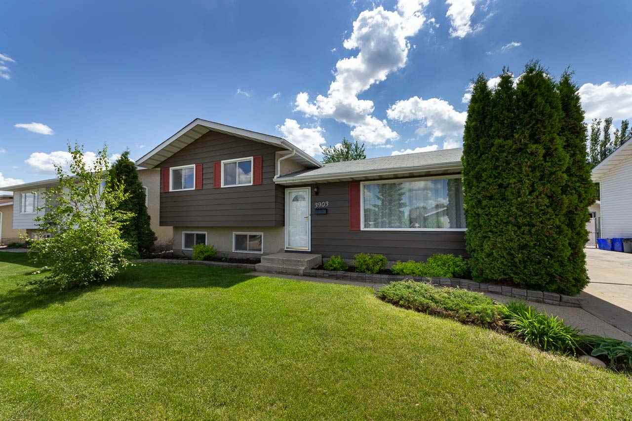MLS® listing #E4162733 for sale located at 3903 132 Avenue